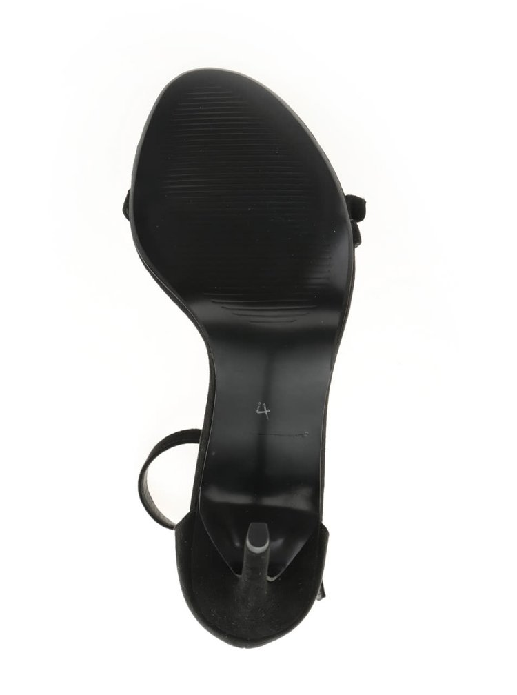 Sandale negre Miss Selfridge