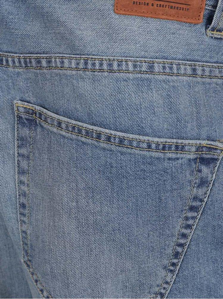 Světle modré regular džíny ONLY & SONS Weft