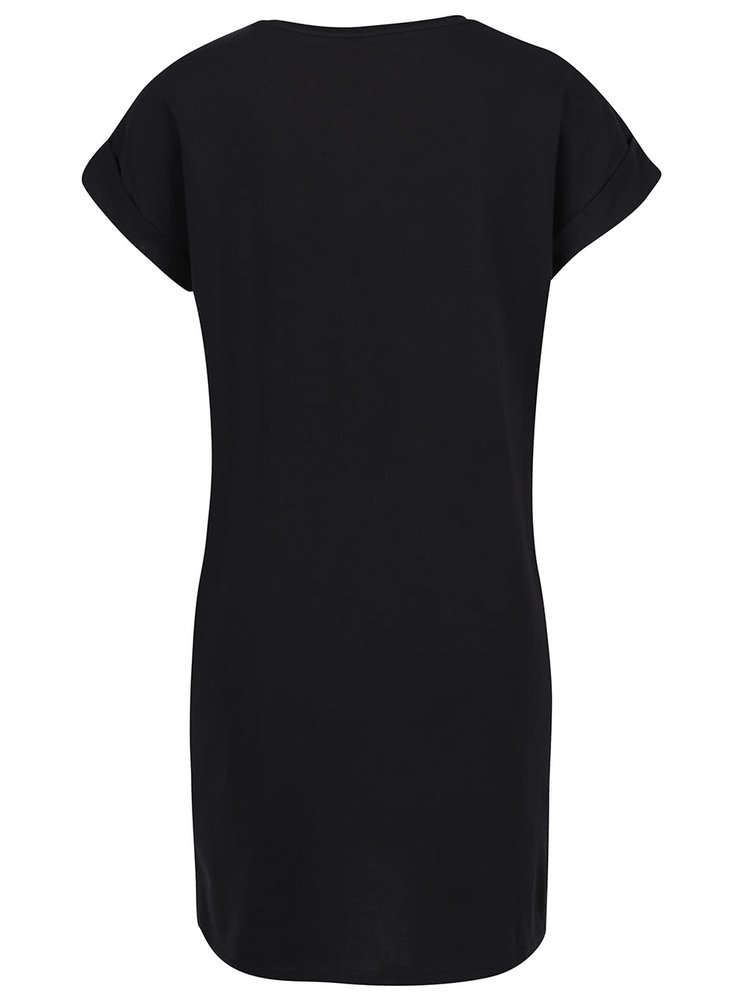 Tricou lung negru ONLY Groovy