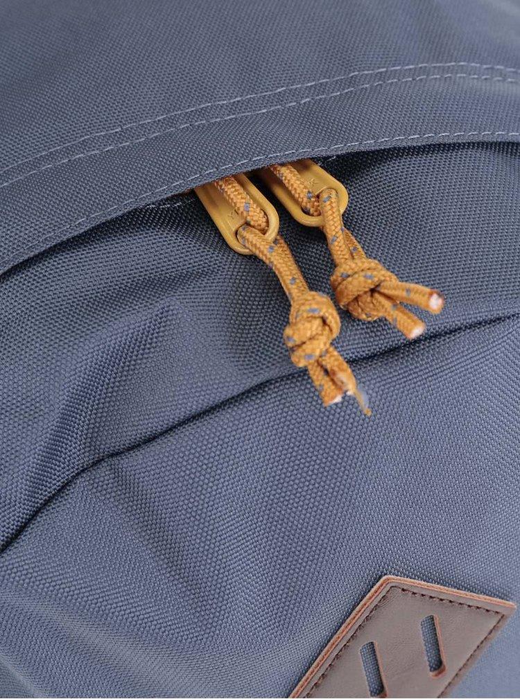 Rucsac albastru cu galben Burton Kettle 20 l