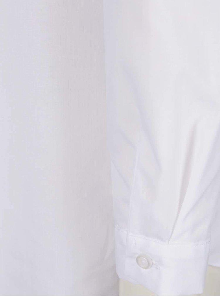 Bílá halenka s odhalenými rameny Miss Selfridge