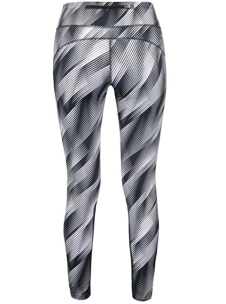 Colanti negru&alb Nike Power Epic