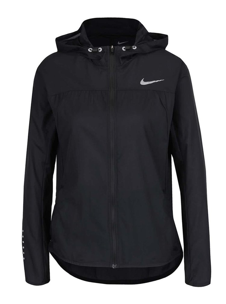 Jacheta subtire neagra Nike Impossibly impermeabila