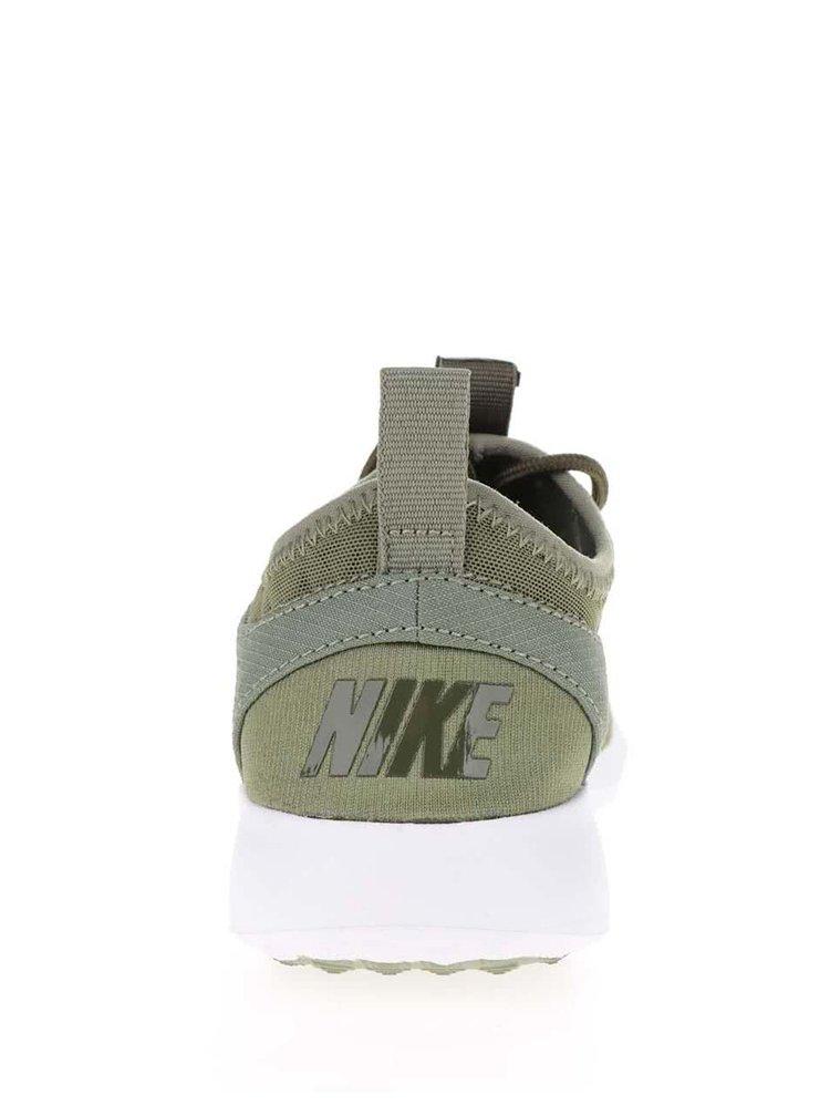 Pantofi sport verde militar Nike Juvenate