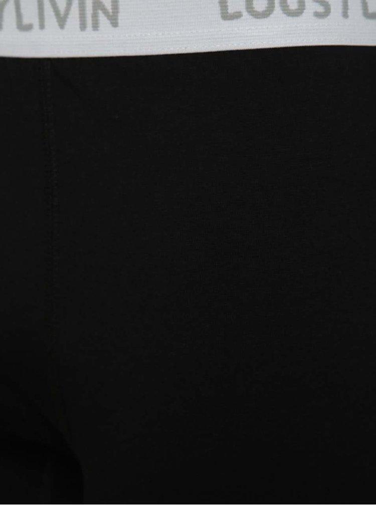Sada dvou boxerek v černé a bílé barvě Lousy Livin