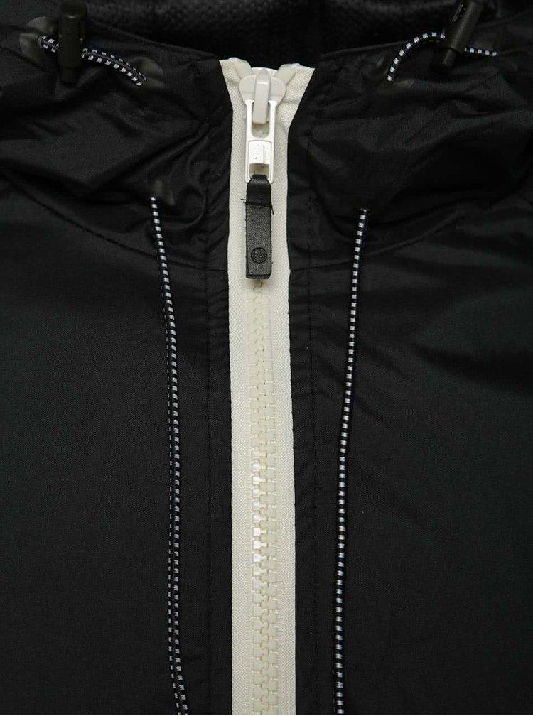 Černá lehká bunda Blend