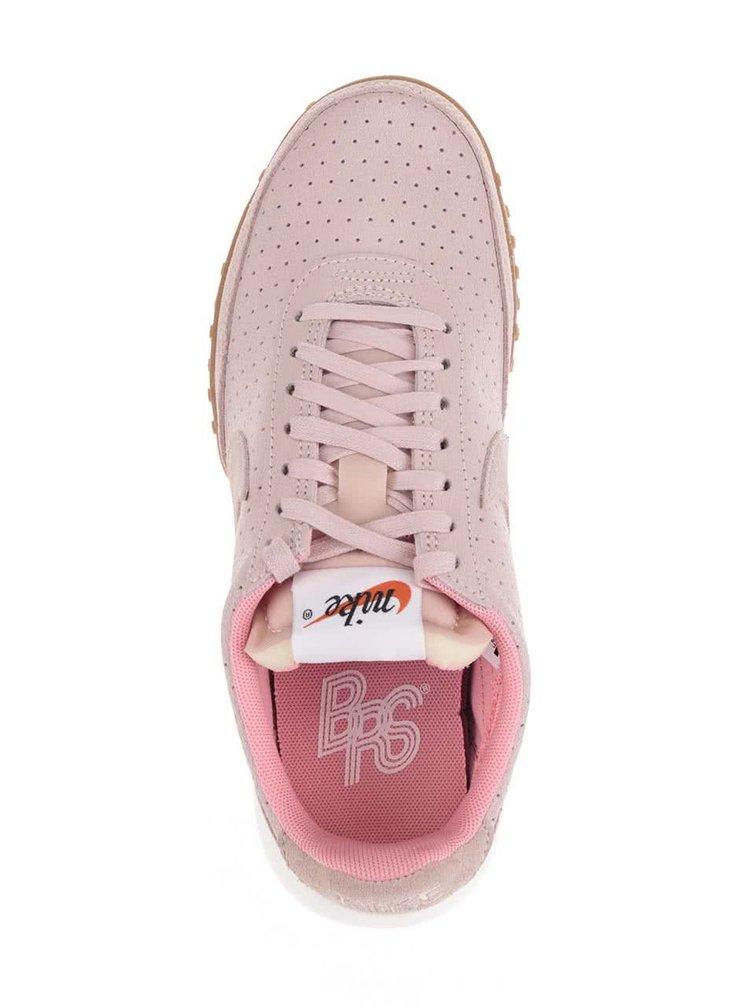 Pantofi sport roz pal Nike Roshe