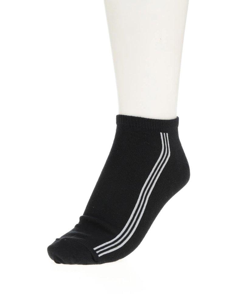 Șosete negre Bellinda In-Shoe