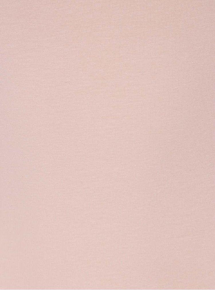 Růžové tílko Haily's Cami Leni