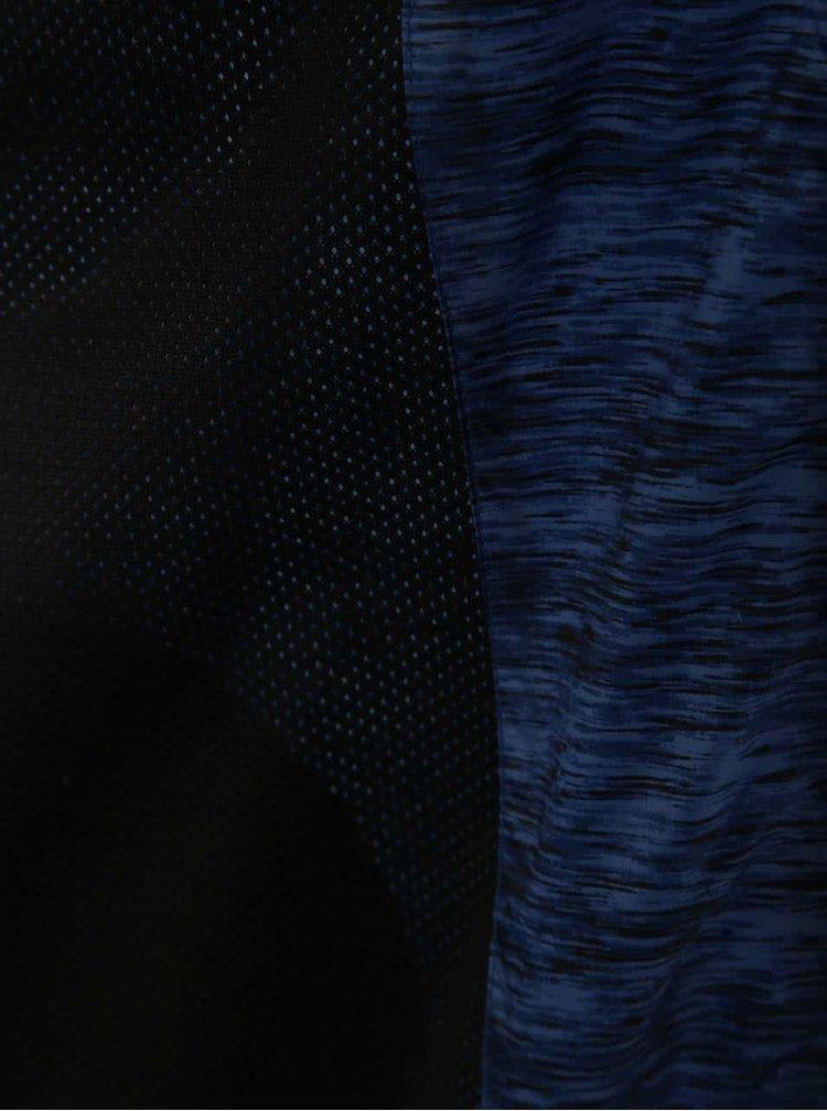 Modrá lehká žíhaná budna Blend