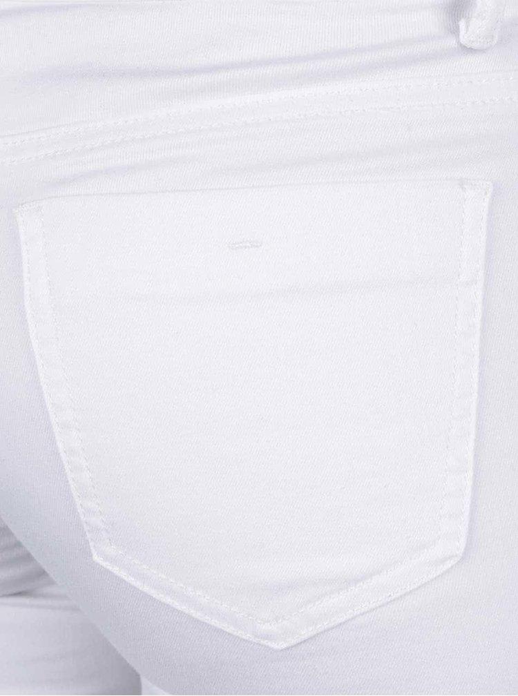 Bílé džíny s potrhaným efektem Haily´s Janna