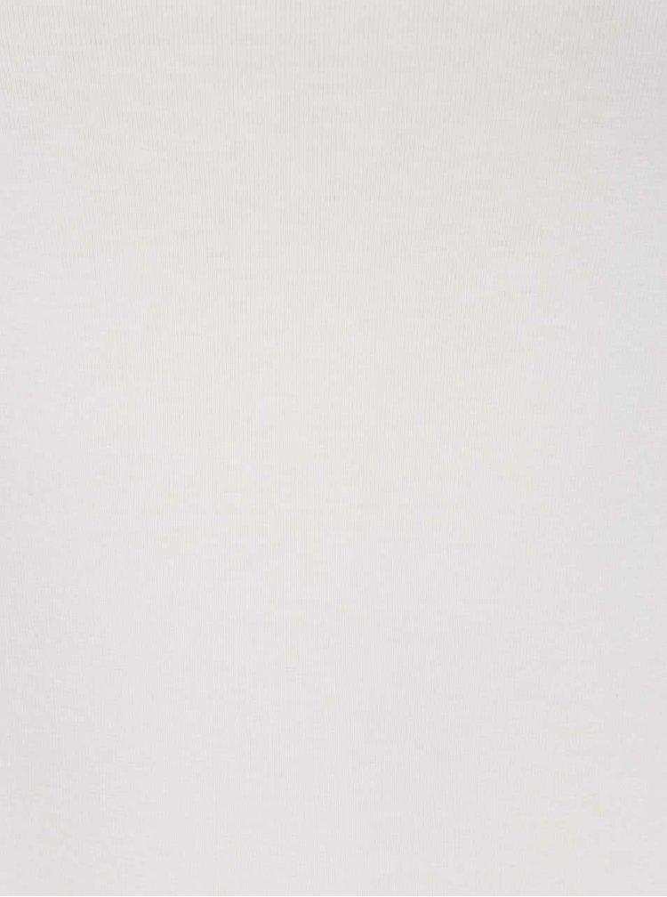 Krémové tílko Haily's Cami Leni