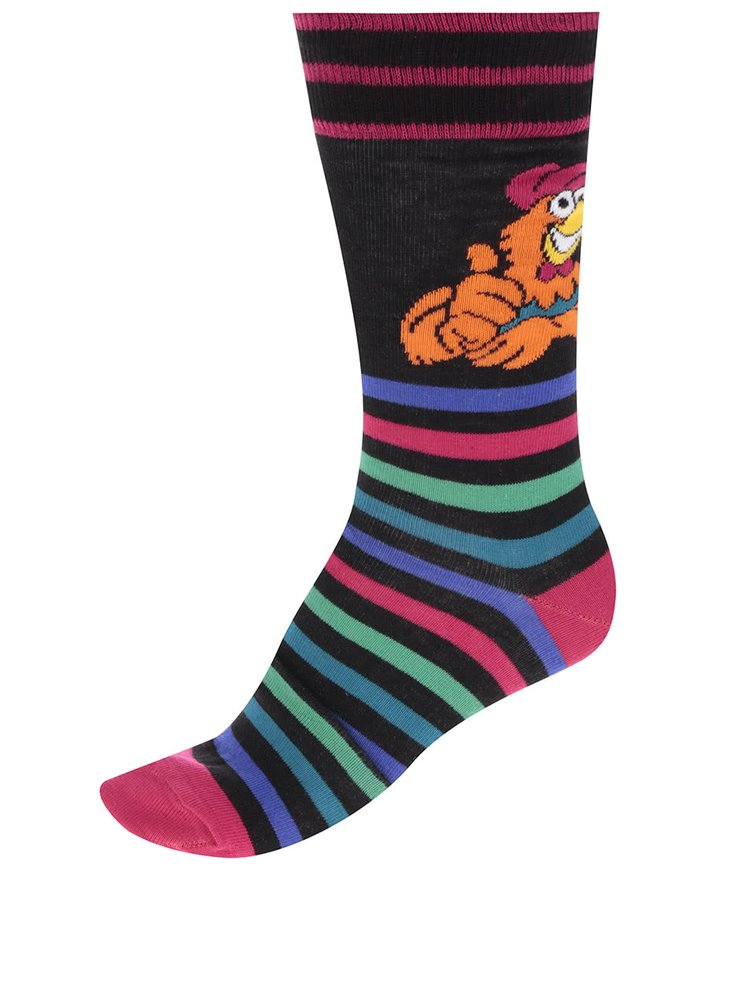 Set de 6 șosete multicolore Oddsocks Odd