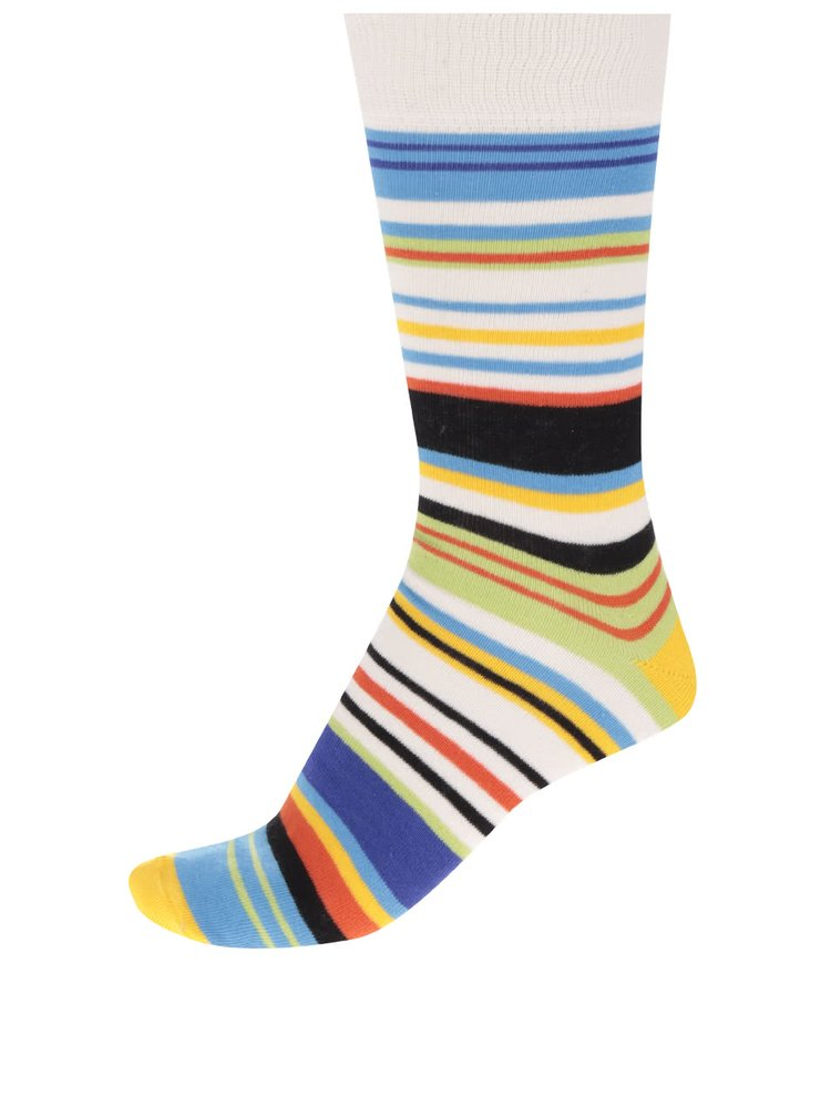 Set multicolor cu 3 sosete cu model in dungi si carouri Oddsocks Dylan