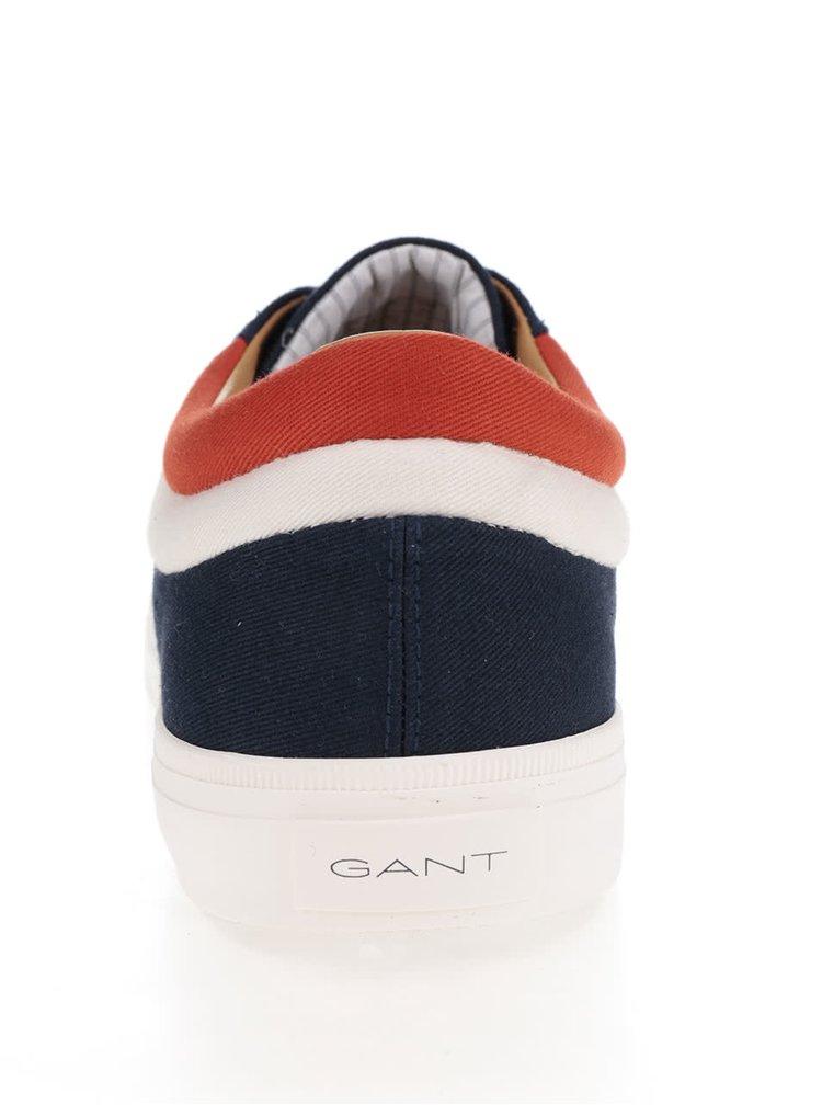 Červeno-modré pánské tenisky GANT Hero