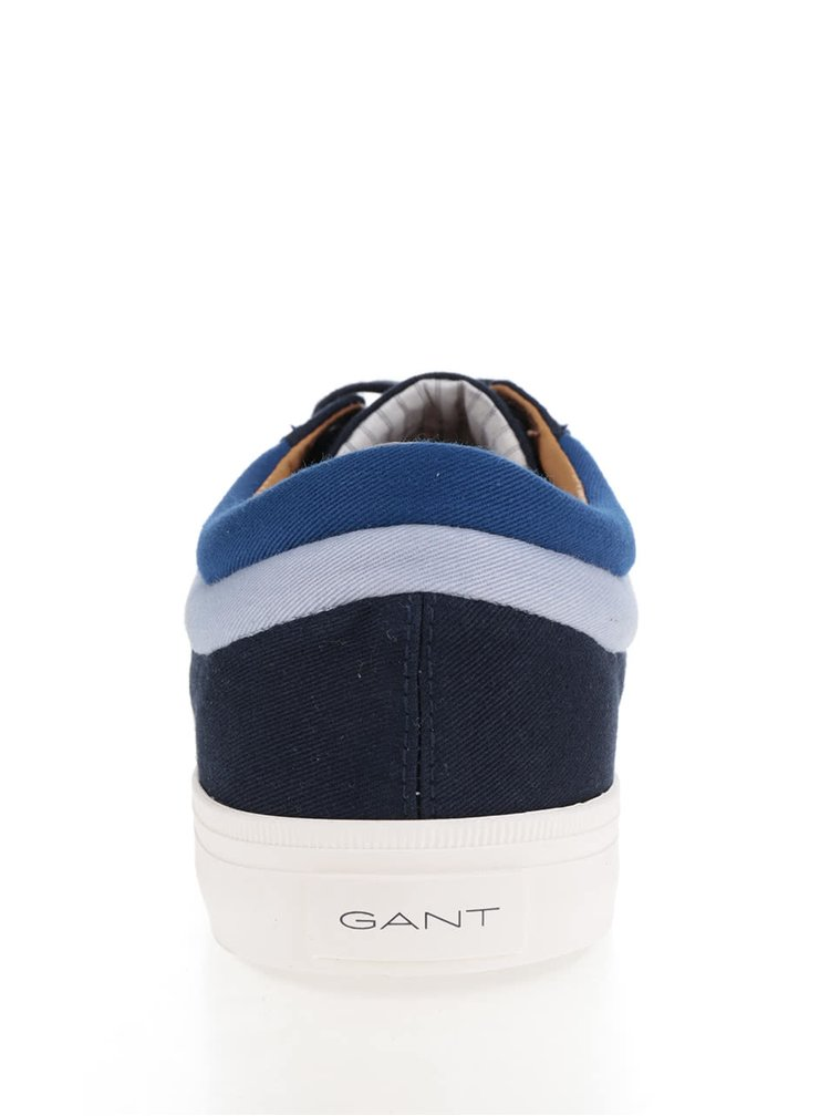 Modré pánské tenisky GANT Hero