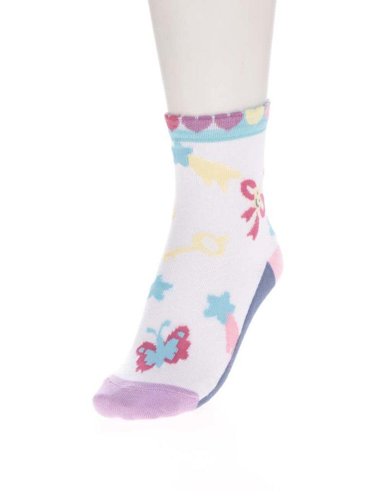 Set de 6 șosete multicolore Oddsocks Fairy cu model