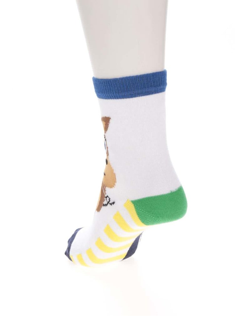Set de 6 șosete multicolore Oddsocks Pen cu print