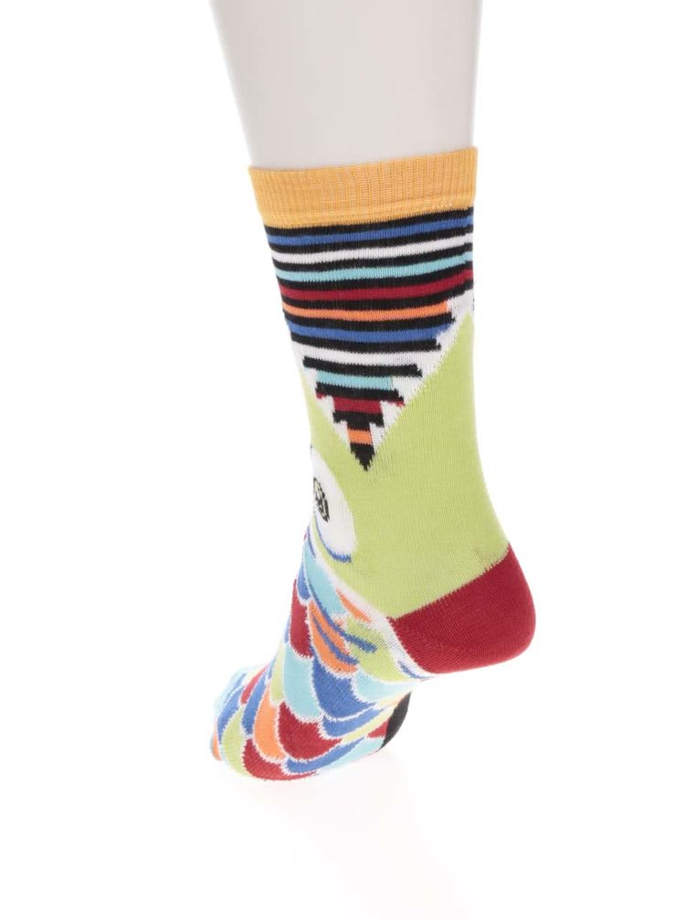 Set de 3 șosete multicolore Oddsocks Fishy cu model