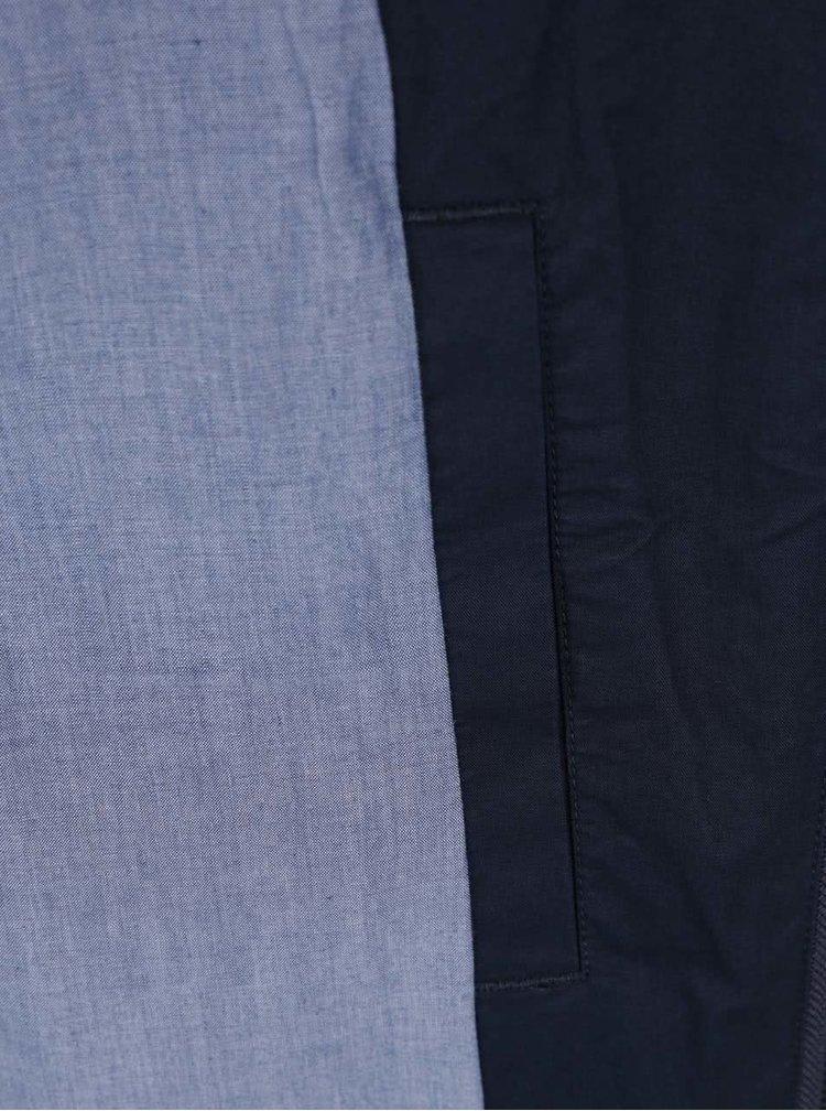 Tmavě modrá lehká bunda Original Penguin Harrington