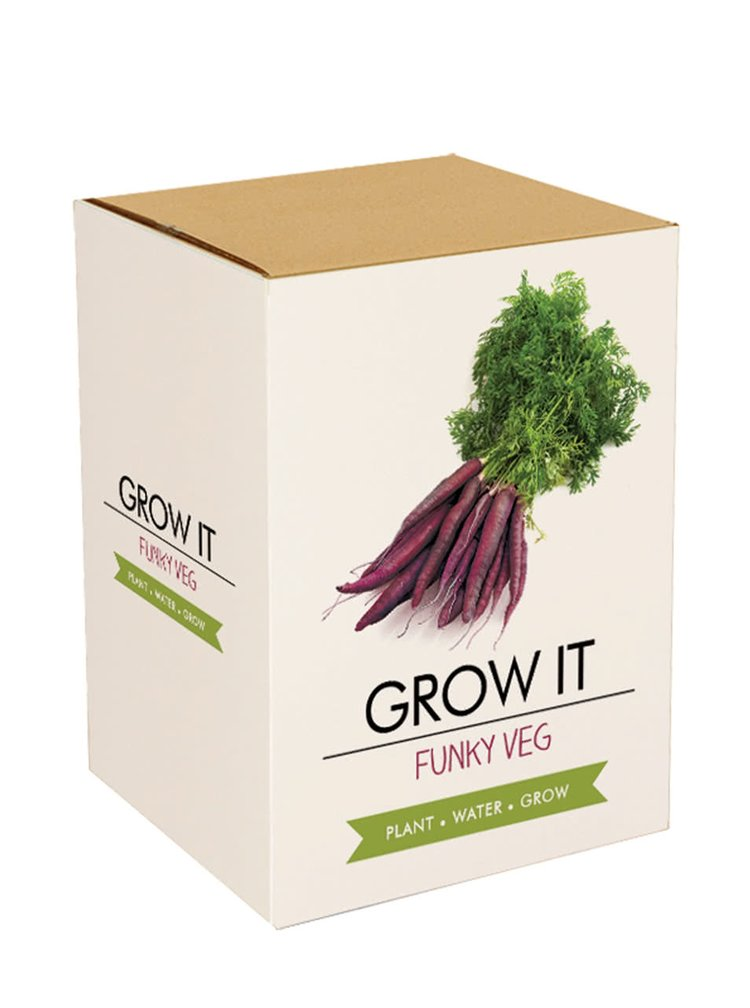 Set creștere legume Gift Republic Grow It
