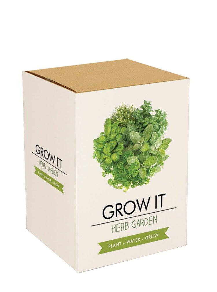 Set crestere plante aromatice Gift Republic Grow It