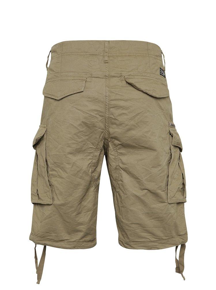 Pantaloni scurți bej Jack & Jones Chop