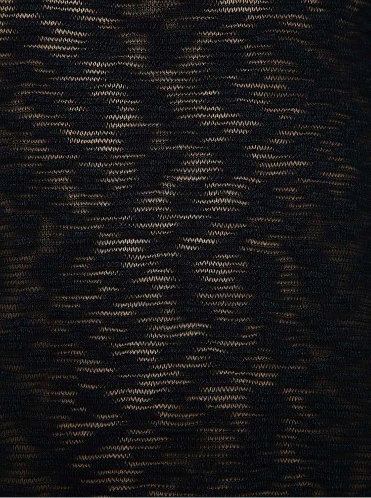 Tmavě modrý holčičí svetr LIMITED by name it Rimilla