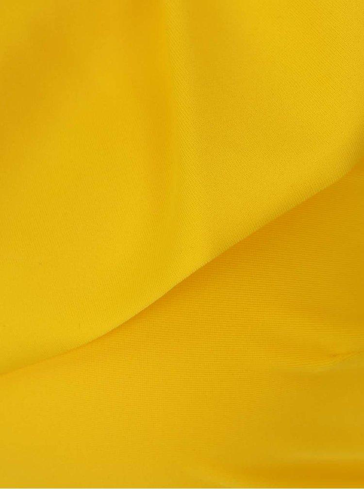 Bustier galben de baie pe un umăr VERO MODA Ella