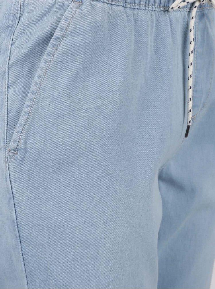 Světle modré džíny s elastickým pasem Roxy Easy