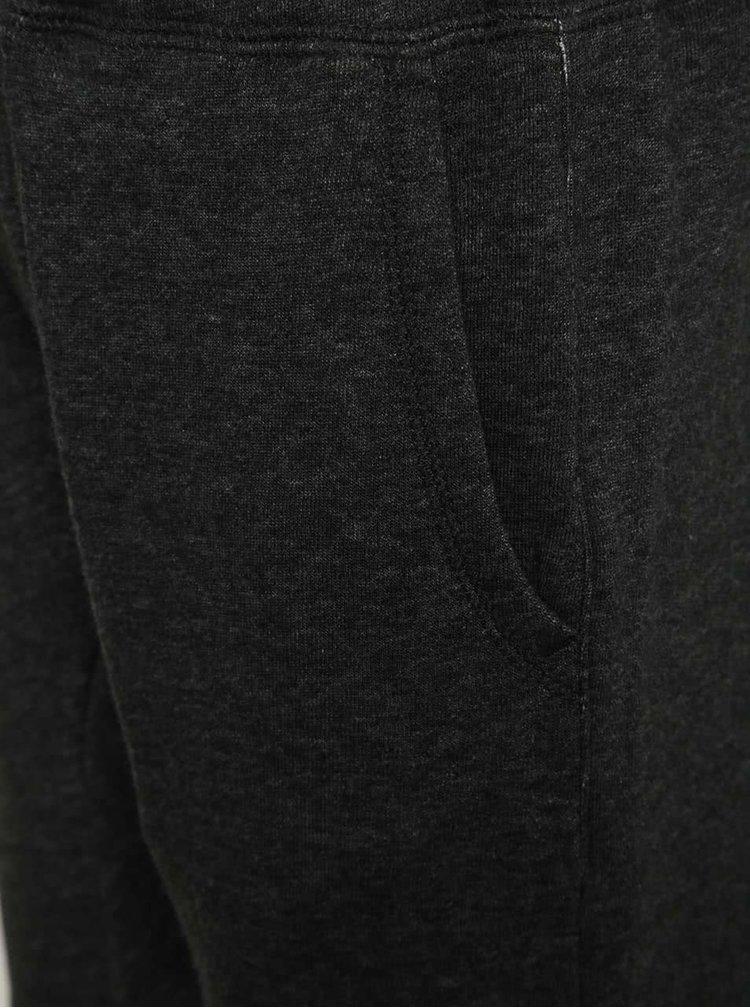 Tmavě šedé klučičí kraťasy Quiksilver