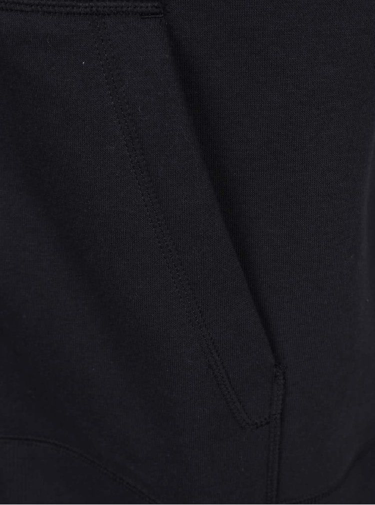 Černá pánská funkční mikina s kapucí Under Armour Storm Rival