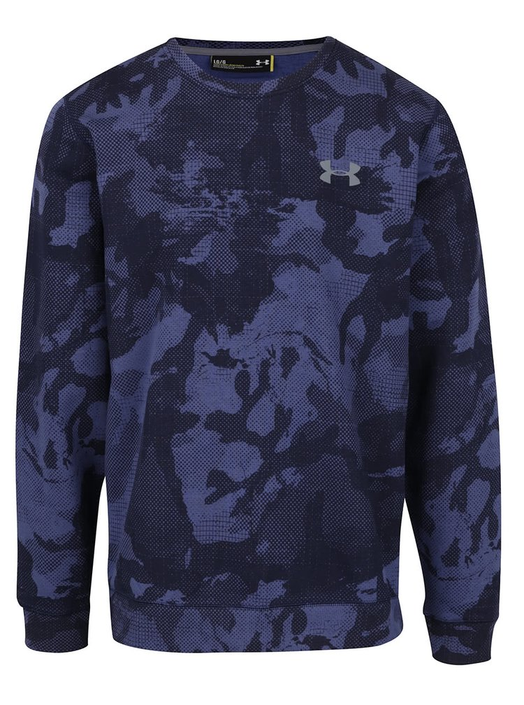 Bluza sport albastra Under Armour Storm Rival pentru barbati
