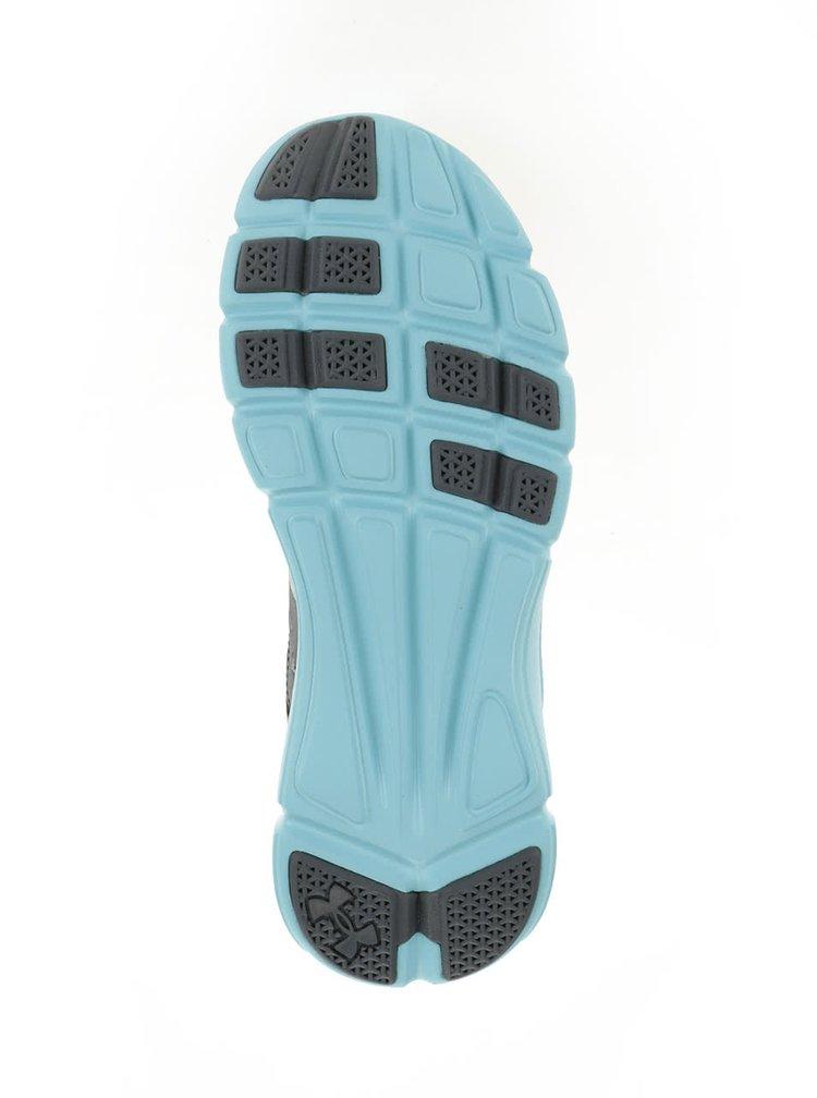 Pantofi sport albastru & gri Under Armour Thrill 2 pentru femei