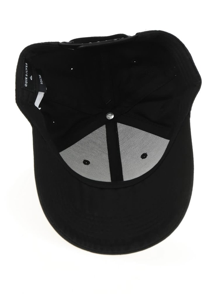 Černá klučičí kšiltovka Quiksilver