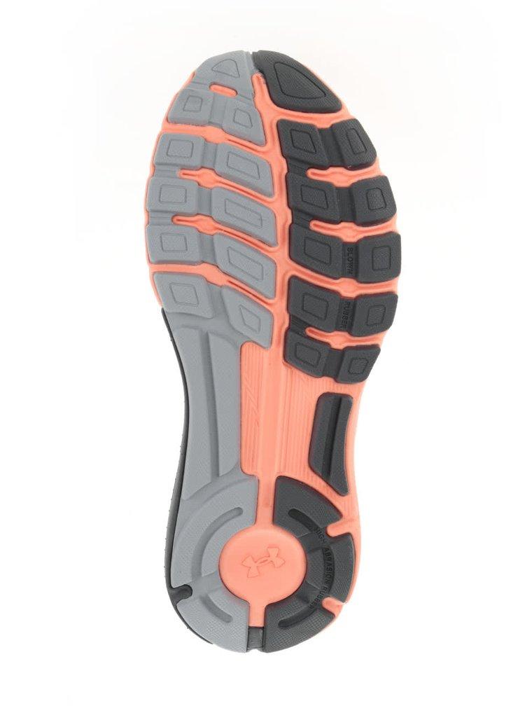 Pantofi sport roz-gri Under Armour UA W Speedform Europa pentru femei