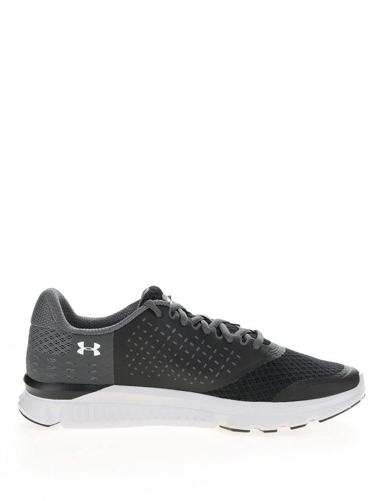 Pantofi sport negri Under Armour Micro G Speed Swift 2 pentru bărbați