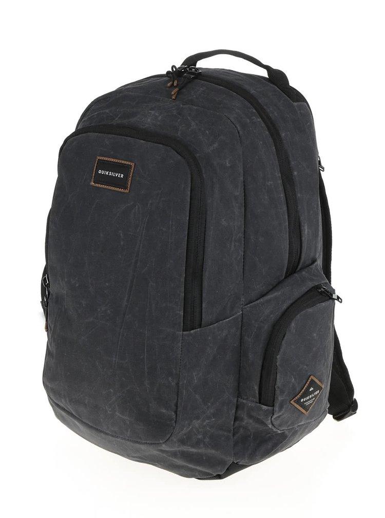 Černý pánský batoh Quiksilver