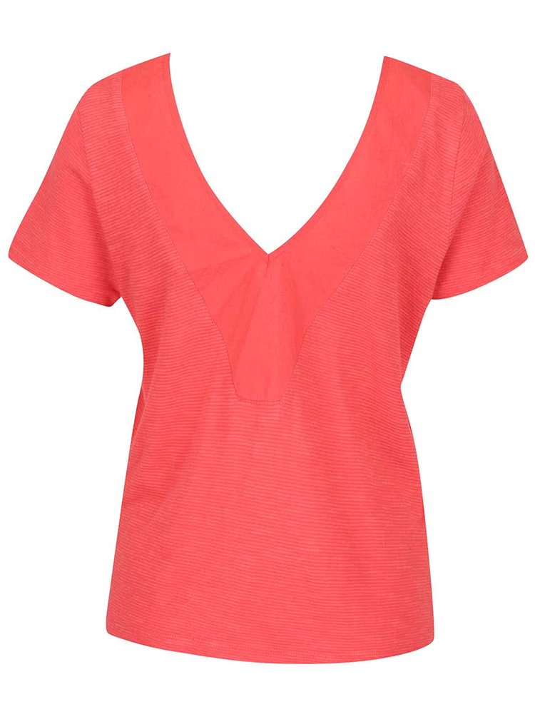 Tricou rosu Roxy Little