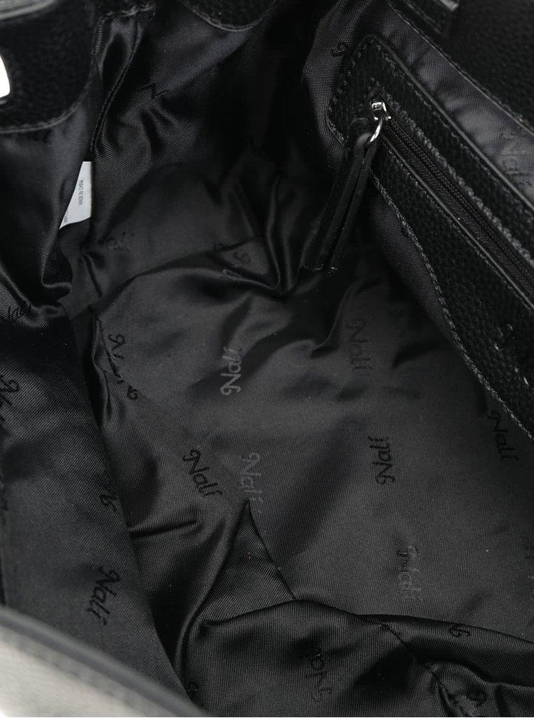 Černá crossbody kabelka Nalí