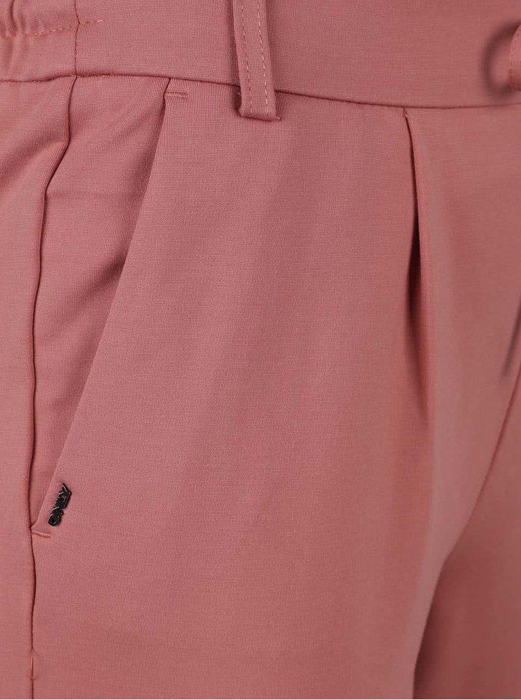 Cihlové kalhoty ONLY Poptrash