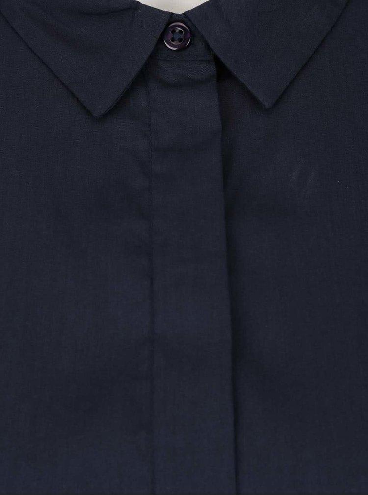 Tmavě modrá košile VERO MODA Lady