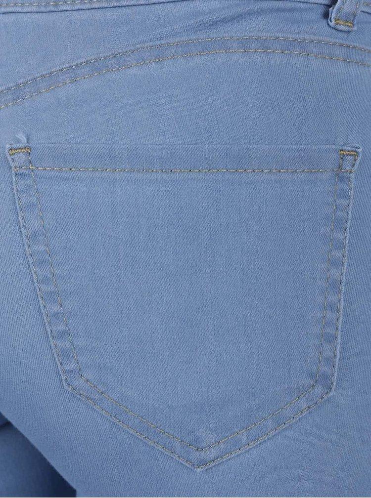 Světle modré skinny džíny TALLY WEiJL