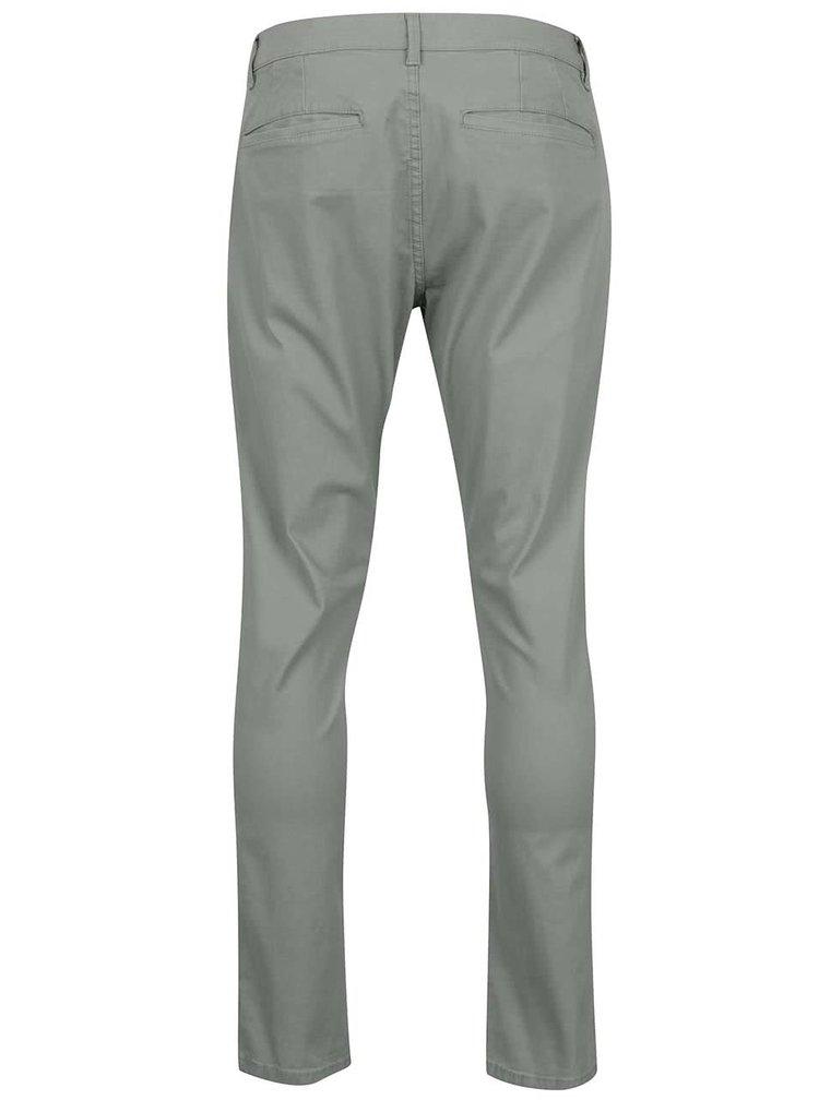 Pantaloni chino verde camuflaj ONLY & SONS Tarp