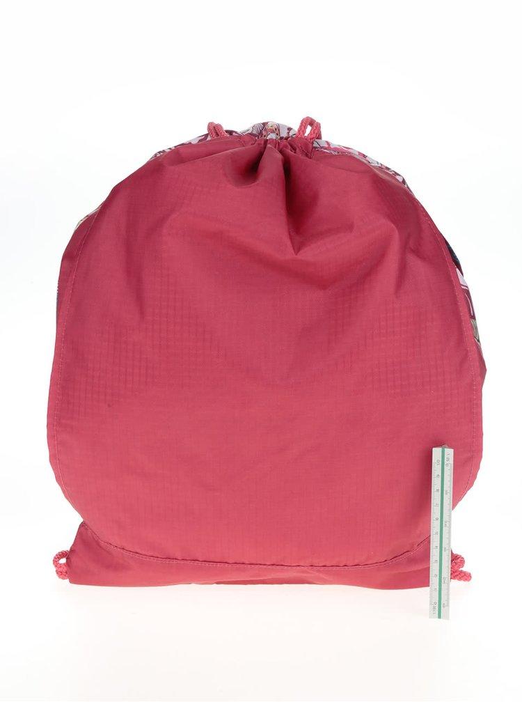 Rucsac roșu Desigual Sport Bols cu model