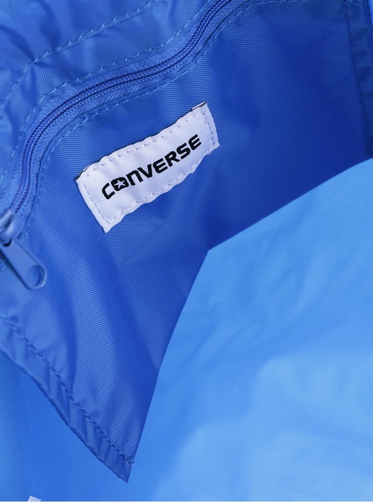 Modrý unisex vak Converse Cinch