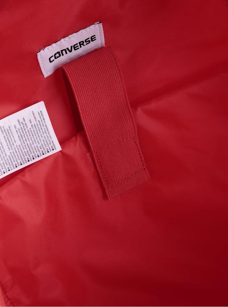 Červený unisex batoh Converse EDC Poly