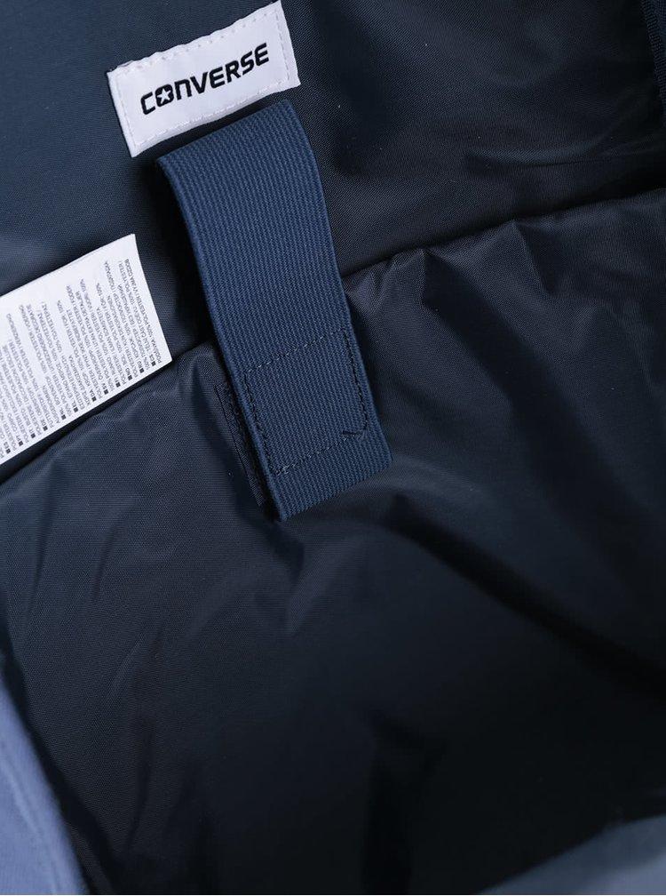 Tmavomodrý unisex batoh Converse EDC Poly