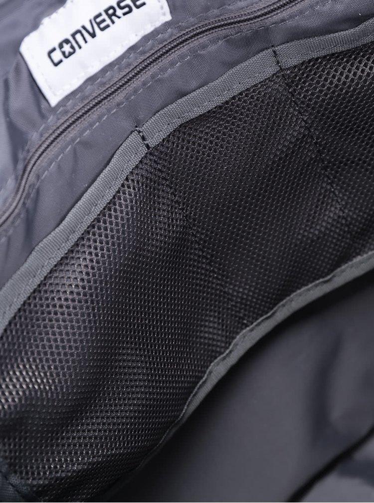 Šedá unisex taška přes rameno Converse Poly