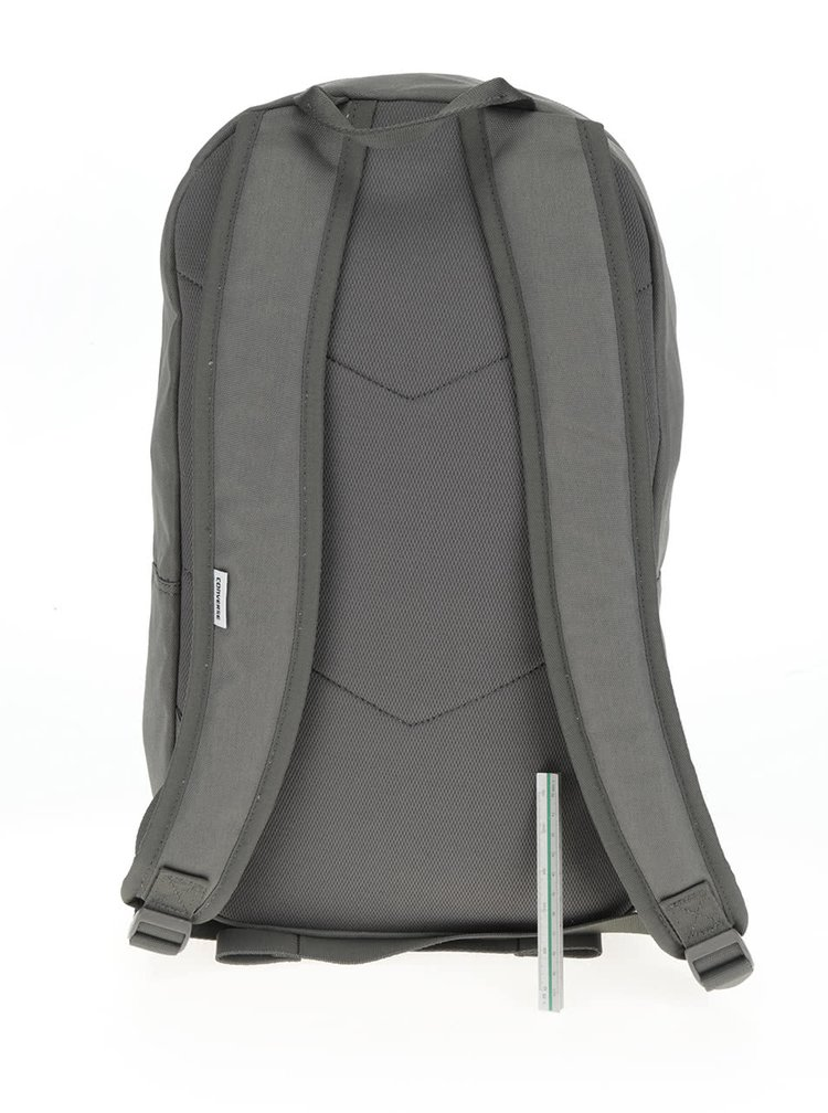 Tmavě šedý unisex batoh Converse EDC Poly